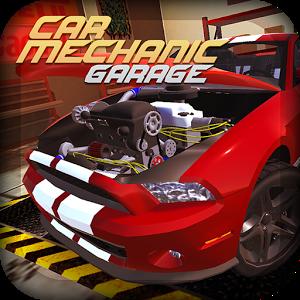 دانلود Car Mechanic Job: Simulator 1.2 – بازی شبیه سازی مکانیک ماشین اندروید