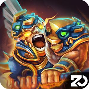 دانلود God of Era: Epic Heroes War 0.1.42 – بازی اکشن جنگ قهرمانان اندروید