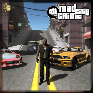 دانلود Mad City Crime 2 v2.53 – بازی اکشن دیوانه شهر جنایت ۲ اندروید