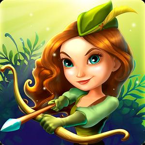 دانلود Robin Hood Legends 1.5.0 – بازی پازلی رابین هود اندروید