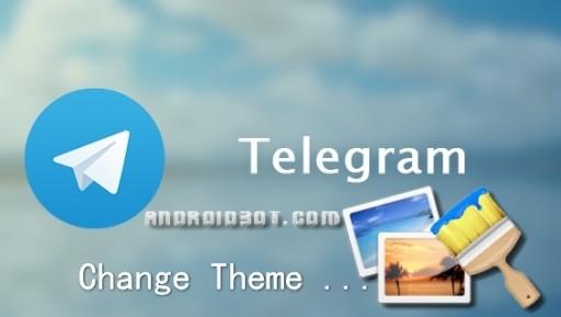 آموزش کامل تغییر پس زمینه چت در تلگرام + تصاویر