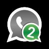 دانلود GBWhatsApp 4.17 – نصب همزمان دو واتس اپ در یک گوشی اندروید