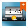دانلود 3D Flip Clock & World Weather