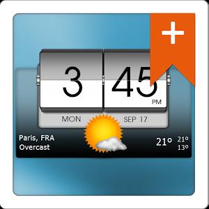 دانلود ۳D Flip Clock & World Weather 4.92.02 – برنامه هواشناسی اندروید