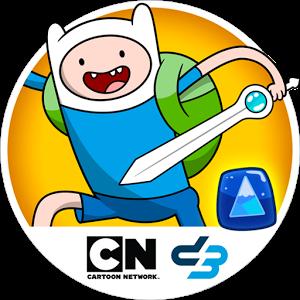 دانلود Adventure Time Puzzle Quest 2.00 – بازی پازلی وماجراجویی متفاوت اندروید