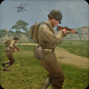 دانلود American vs Japanese Sniper – Hunter Survival FPS 1.1.2 – بازی اکشن جنگ جهانی دوم اندروید