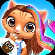 دانلود Amy's Animal Hair Salon 1.0.40 – بازی دخترانه و کودکانه اندروید
