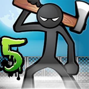 دانلود Anger of Stick 5 v1.1.5 – بازی خشم آدمک ۵ اندروید
