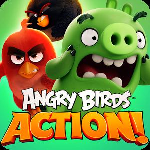 دانلود Angry Birds Action 2.6.2 – بازی پرندگان خشمگین اکشن اندروید