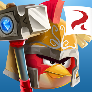 Angry Birds Epic 1.5.7 – نبرد پرندگان خشمگین اندروید + مود + دیتا