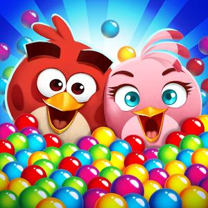 دانلود Angry Birds POP Bubble Shooter 3.23.1 – بازی انگری بیردز پاپ اندروید