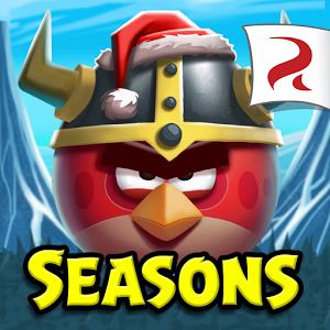 Angry Birds Seasons 6.6.1 – بازی پرندگان خشمگین فصل ها اندروید