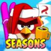 دانلود Angry Birds Seasons 6.6.0 – بازی پرندگان خشمگین فصل ها اندروید + مود