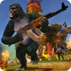 دانلود Apes Hunter - Jungle Survival