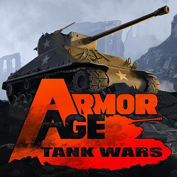 دانلود ۱.۶.۲۴۳ Armor Age: Tank Wars – بازی استراتژیکی جنگ تانک ها اندروید