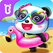 دانلود Baby Panda's Vacation 8.34.00.00 – بازی تعطیلات بچه پاندا اندروید