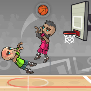 دانلود Basketball Battle 2.1.13 – بازی ورزشی نبرد بسکتبال اندروید