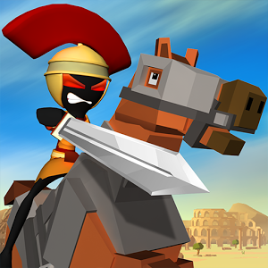 دانلود Battle of Rome : War Simulator 1.8 – بازی اکشن نبرد روم اندروید