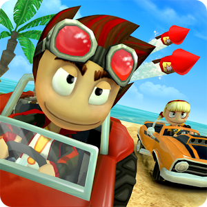 Beach Buggy Racing 1.2.12 – بازی مسابقات باگی ساحلی اندروید