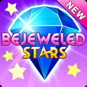 دانلود Bejeweled Stars: Free Match 3 v2.16.2 – بازی پازلی سنگ های درخشان اندروید