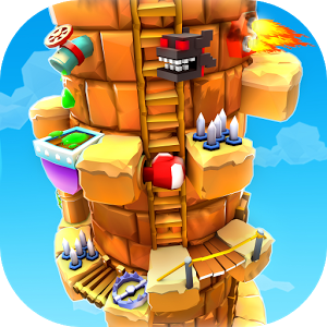 دانلود Blocky Castle 1.12.0 – بازی اکشن متفاوت قلعه بلوکی اندروید