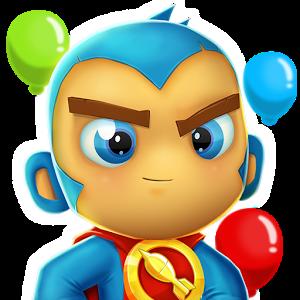 دانلود Bloons Supermonkey 2 1.7 – بازی اکشن میمون قهرمان اندروید