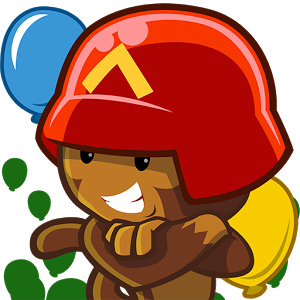Bloons TD Battles 4.1.1 – بازی اکشن نبرد میمون ها اندروید