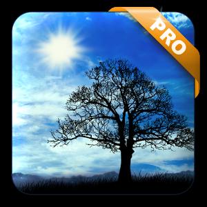 دانلود Blue Sky Pro Live Wallpaper 1.5.4 – والپیپر زنده آسمان آبی برای اندروید