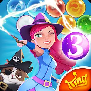 دانلود Bubble Witch 3 Saga 5.6.3 – بازی پازلی حباب جادوگر ۳ اندروید