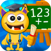 دانلود Buddy School: Basic Math learning for kids