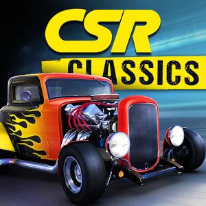 CSR Classics 2.0.0 – ماشین سواری خودرو های کلاسیک اندروید