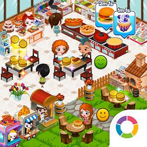 دانلود Cafeland – World Kitchen 1.7.7 – بازی مدیریتی آشپزخانه جهانی اندروید