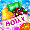 دانلود Candy Crush Soda Saga 1.81.10 - بازی کندی کراش سودا ساگا اندروید