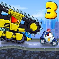 دانلود Car Eats Car 3 v1.8 – بازی ماشین سواری بدون دیتا برای اندروید