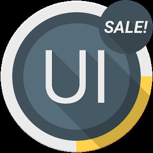 دانلود ۶.۳ Click UI – Icon Pack – مجموعه آیکون های گرد اندروید