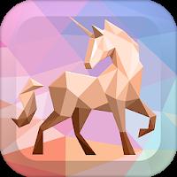 دانلود Color by Number – Poly 4.8 – بازی پازلی رنگ آمیزی با اعداد اندروید