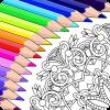 دانلود Colorfy: Coloring Book for Adults - Free