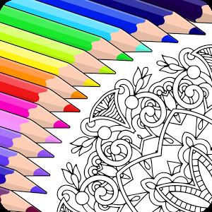 دانلود Colorfy – Coloring Book Plus 3.5.1 – برنامه کتاب رنگ آمیزی اندروید