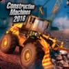 دانلود Construction Machines 2016 v1.11 - بازی ساختمان سازی اندروید