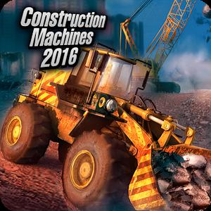 Construction Machines 2016 v1.11 – بازی ساختمان سازی اندروید