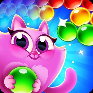 دانلود Cookie Cats Pop 1.16.1 - بازی پازلی کوکی گربه ها اندروید