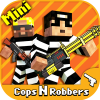 دانلود Cops N Robbers – FPS Mini Game 8.2.5 – بازی اکشن تفنگی برای اندروید