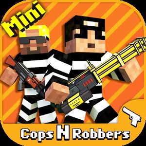 دانلود Cops N Robbers – FPS Mini Game 5.3.9 – بازی اکشن تفنگی برای اندروید