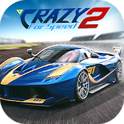 دانلود Crazy for Speed 2 v1.5.3911 – بازی اتومبیلرانی دیوانه سرعت ۲ اندروید