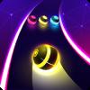 دانلود ۱.۳.۰ Dancing Road : Colour Ball Run – بازی تفننی حرکت توپ برای اندروید