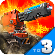 دانلود Defense Legend 3: Future War 2.2.0 – بازی استراتژیکی جدید اندروید
