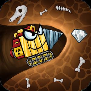 دانلود Digger Machine find minerals 1.9.4 – بازی ماشین حفاری اندروید