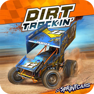 دانلود Dirt Trackin Sprint Cars 1.0.14 – بازی مسابقات اتومبیلرانی برای اندروید