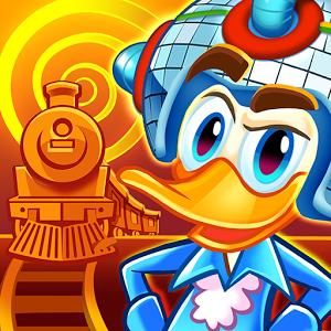 دانلود Disco Ducks 1.46.0 – بازی پازلی اردک های دیسکو اندروید