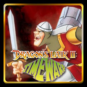 دانلود Dragon's Lair 2: Time Warp 2.0 – بازی آشیانه اژدها ۲: توقف زمان اندروید